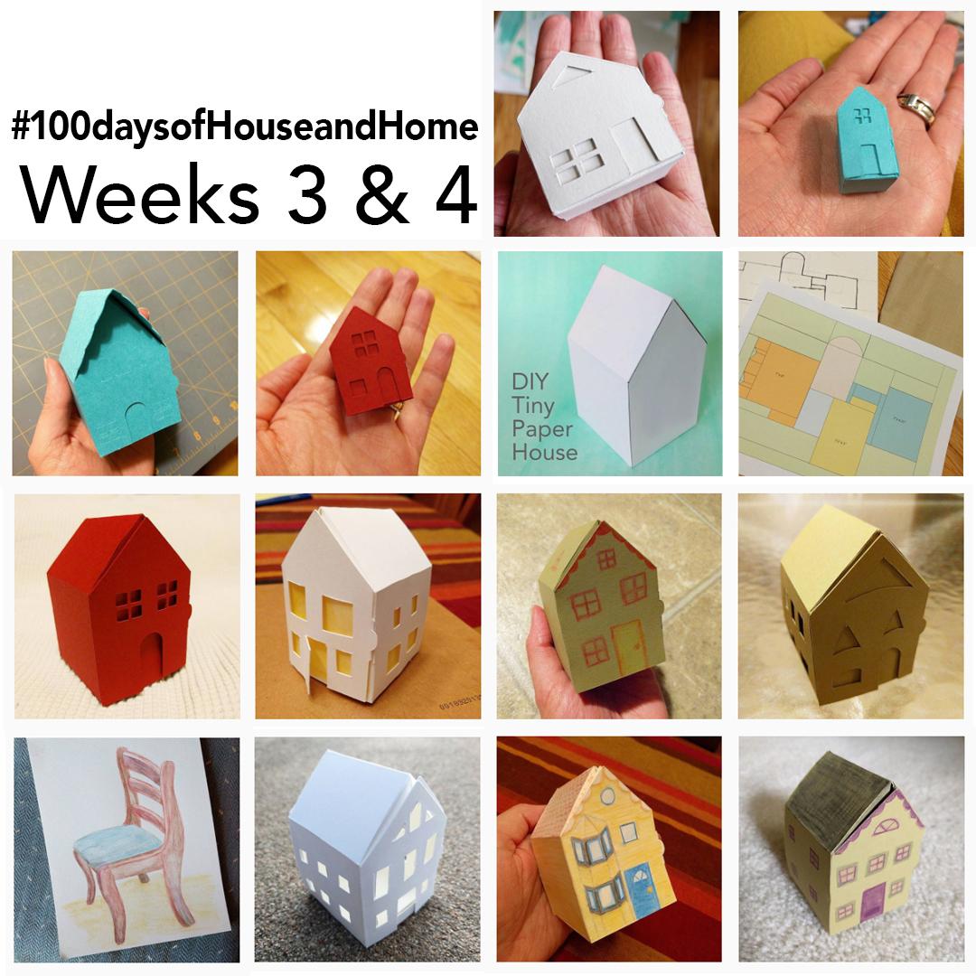 Week 3+4 of #100DaysofHouseandHome