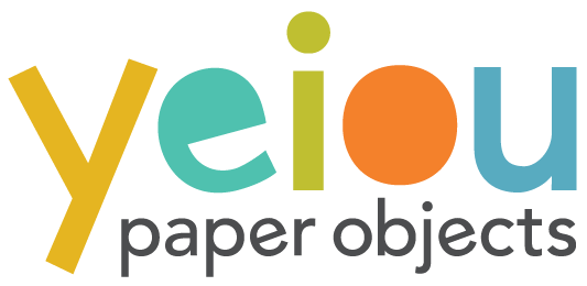 yeiou paper objects